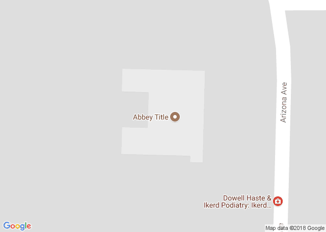 Google Map of 2902 Arizona Ave,Joplin,MO 64804
